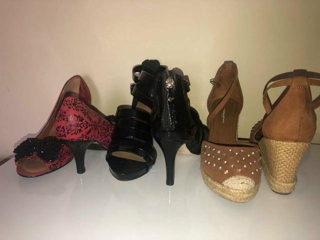 Sapatos femininos todos de marca - Roupas e calçados - Brooklin ... 559bd32ff77eb