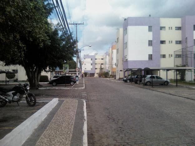 Parque cajueiro na avenida joão Durval carneiro