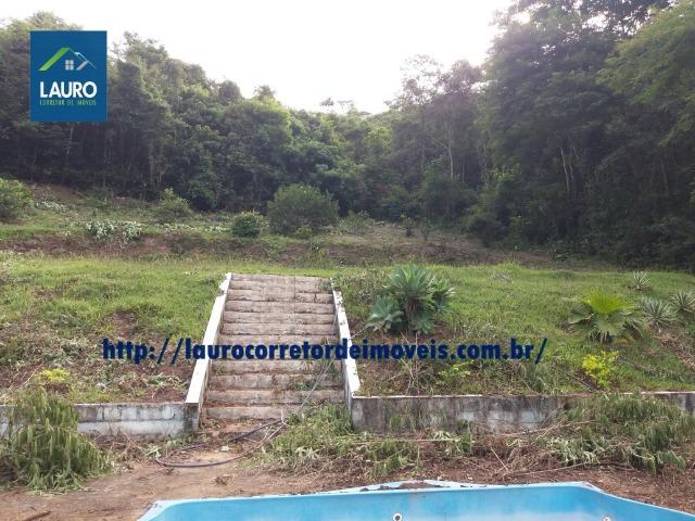 Oportunidade, vende-se chácara com 2 piscinas em Itaipé - Foto 12