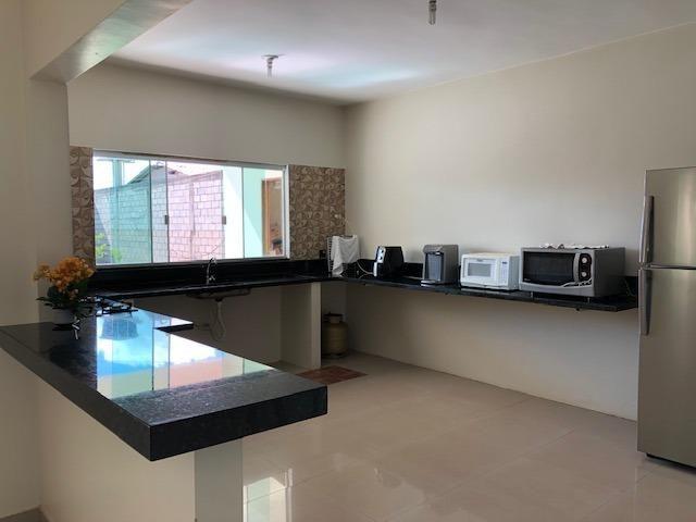 Sérgio Soares vende: Ótima casa moderna na Ponte Alta Norte Gama - Foto 12
