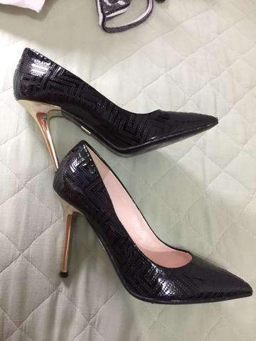 5a102b949 Sapato scarpin Versace original - Roupas e calçados - Pedreira ...