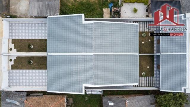 Casa à venda com 3 dormitórios em Nações, Fazenda rio grande cod:CA00058 - Foto 15