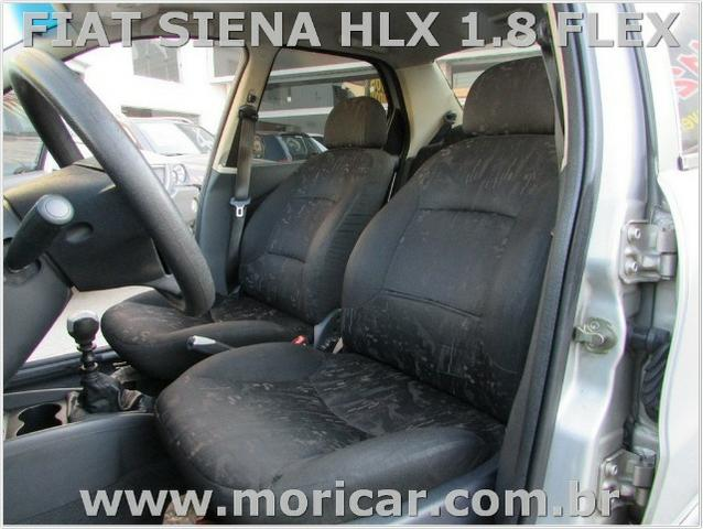 Fiat Siena Hlx 1.8 Flex - Ano 2006 - Bem Conservada - Foto 5