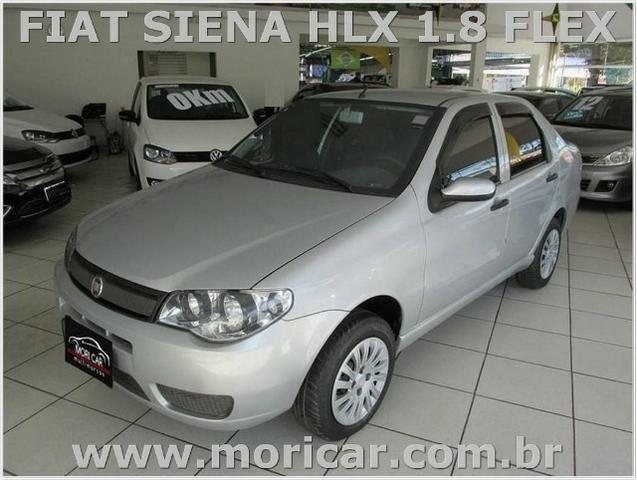 Fiat Siena Hlx 1.8 Flex - Ano 2006 - Bem Conservada - Foto 2