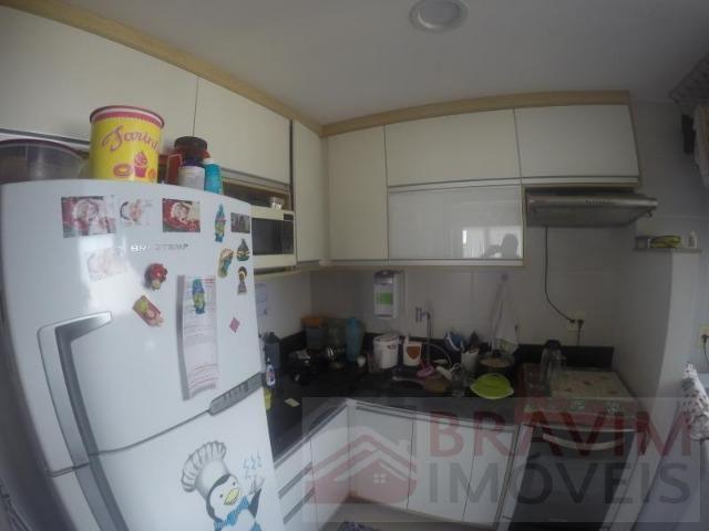 Lindo apartamento com 3 quartos em Morada de Laranjeias - Foto 2