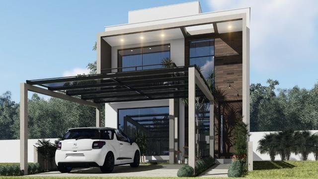 Casa em fase final de construção, no Deltaville, Brisas! Aceita proposta!
