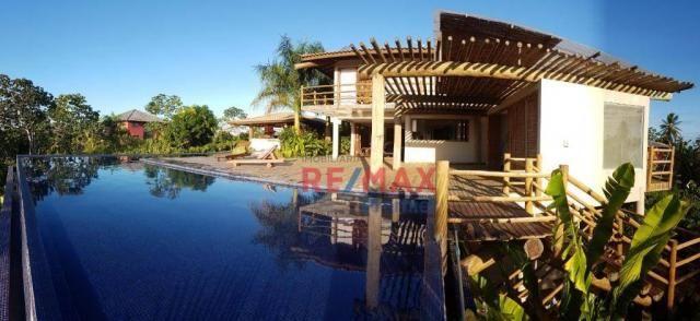 Casa com 7 dormitórios à venda por r$ 2.000.000 - villas de são josé - itacaré/ba - Foto 18