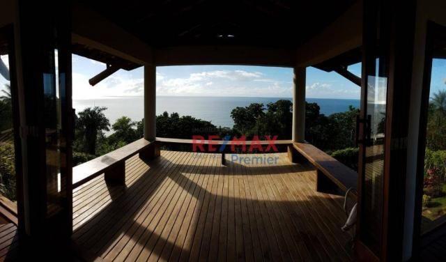 Casa com 7 dormitórios à venda por r$ 2.000.000 - villas de são josé - itacaré/ba - Foto 14