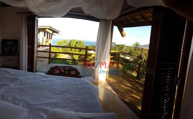 Casa com 7 dormitórios à venda por r$ 2.000.000 - villas de são josé - itacaré/ba - Foto 15