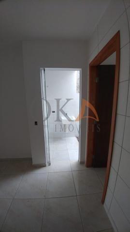 Casa 42m² 02 dormitórios no campo de santana é na oka imóveis - Foto 12