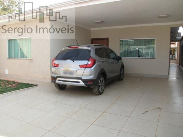 Excelente Casa 4 Quartos (2 Suítes) na Rua 5 | Vicente Pires