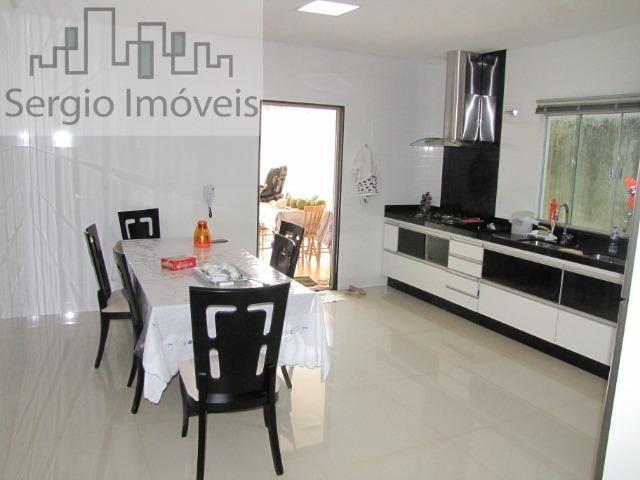 Excelente Casa 4 Quartos (2 Suítes) na Rua 5 | Vicente Pires - Foto 5