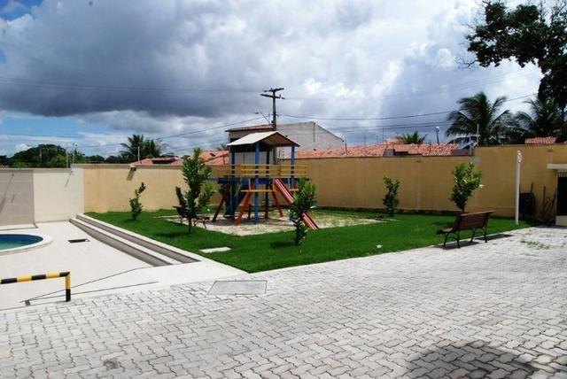 Casa Duplex em Condomínio Lagoa Redonda Fortaleza CE Aceito Bitcoin LQX e Saldo CredMiner - Foto 13