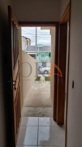 Casa 42m² 02 dormitórios no campo de santana é na oka imóveis - Foto 5