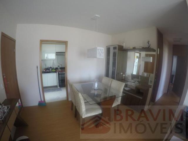Lindo apartamento com 3 quartos em Morada de Laranjeias - Foto 7