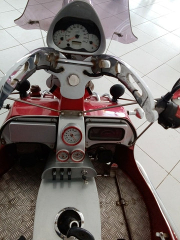 Triciclo cemim motor 2.0 ap injetado - Foto 2