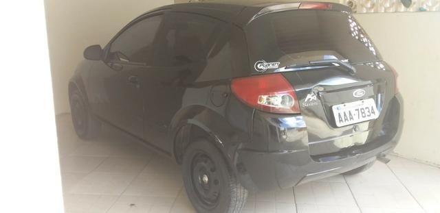 Carro Ford KA 2010 - vende ou troca - Foto 2