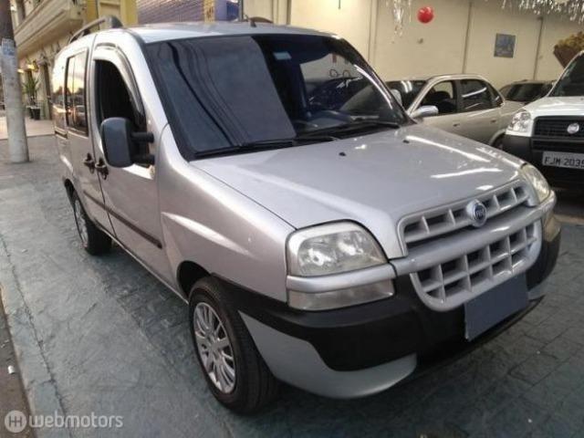 Fiat Doblo Hlx 1.8 Completa com Gnv 7 Lugares - 2008 - Foto 2