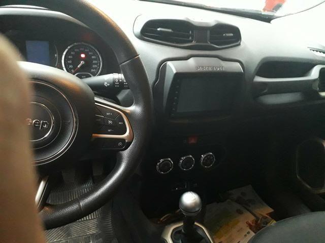 Jeep renegade 1.8 Flex manual baixo km - Foto 4