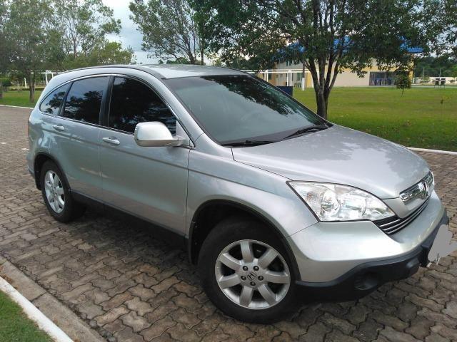 Vendo ou Troco Honda CRV - Foto 10