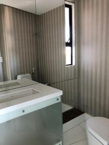 Aluga-se Spazio di Firenze Mobiliado, Alto Padrão, Incluso Condomínio, Mossoró-RN - Foto 10