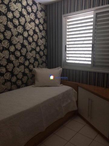 Apartamento com 3 dormitórios à venda, 81 m² por R$ 305.000,00 - Cidade Jardim - Goiânia/G - Foto 6