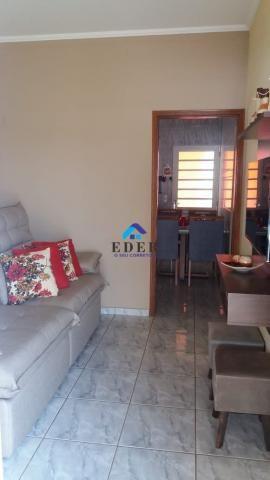 Casa à venda com 2 dormitórios em Parque gramado ii, Araraquara cod:CA0116_EDER - Foto 5