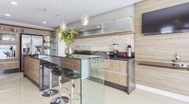 Casa em Condomínio Clube com 5 suítes à venda, 404 m² por R$ 2.390.000 - Pinheirinho - Cur - Foto 13