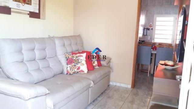 Casa à venda com 2 dormitórios em Parque gramado ii, Araraquara cod:CA0116_EDER - Foto 7