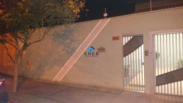 Casa à venda com 3 dormitórios em Residencial cambuy, Araraquara cod:CA0274_EDER - Foto 18