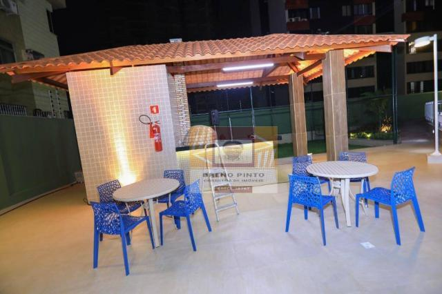 Apartamento no Serenitá Cócó com 3 dormitórios à venda, 98 m² por R$ 799.900 - Cocó - Fort - Foto 5