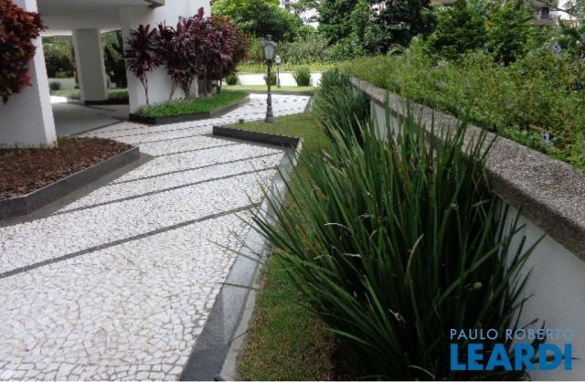 Apartamento para alugar com 4 dormitórios em Alto da boa vista, São paulo cod:530227 - Foto 4