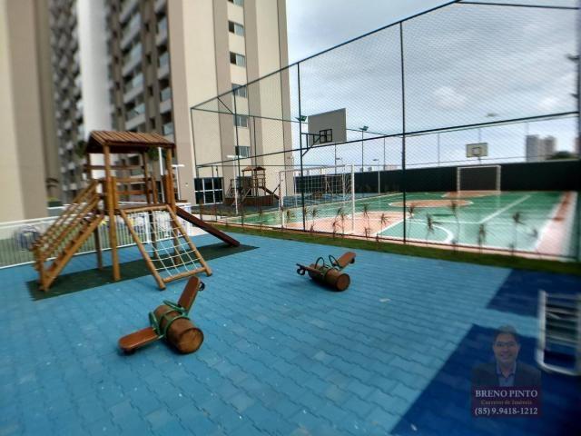 Apartamento à venda, 54 m² por R$ 430.000,00 - Fátima - Fortaleza/CE - Foto 10