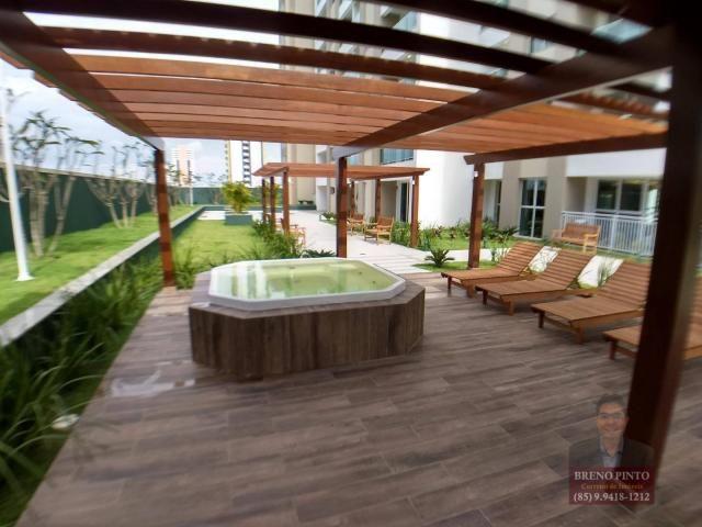 Apartamento à venda, 54 m² por R$ 430.000,00 - Fátima - Fortaleza/CE - Foto 4