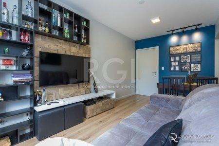 Apartamento à venda com 1 dormitórios em Higienópolis, Porto alegre cod:VP87325 - Foto 3