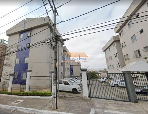Apartamento à venda com 3 dormitórios em Santa rosa, Belo horizonte cod:44687 - Foto 12