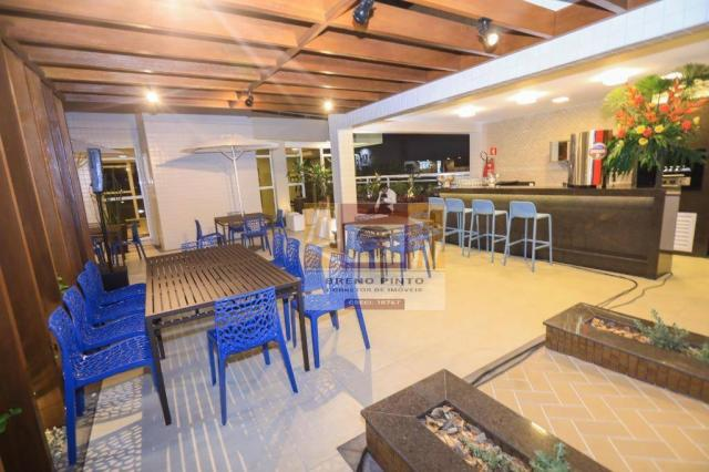 Apartamento no Serenitá Cócó com 3 dormitórios à venda, 98 m² por R$ 799.900 - Cocó - Fort - Foto 6