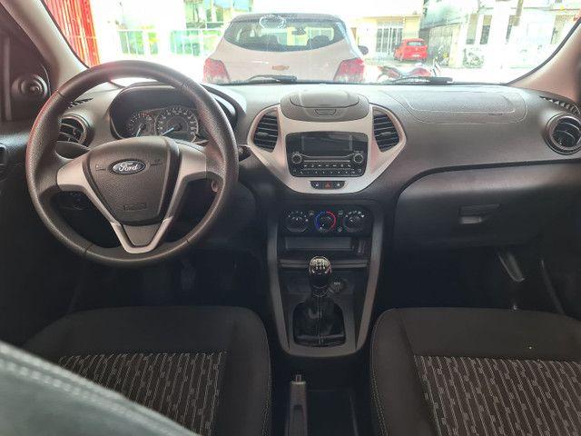 Ford Ka 2019 1.0 1 mil de entrada Aércio Veículos htez - Foto 4