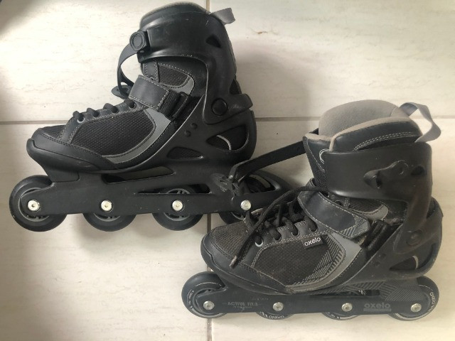 Patins Roller - Oxelo - Foto 3