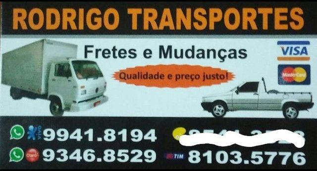 Fretes Rodrigo RS transportes