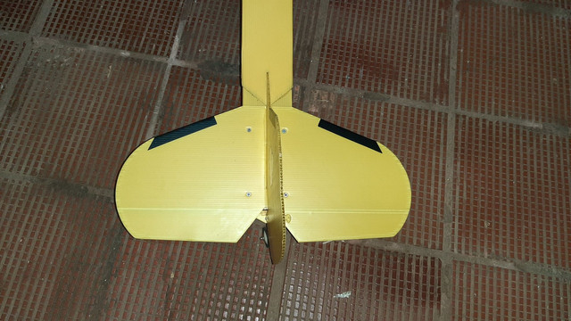Aeromodelo Pastinha J3. Motor OS46ax - Foto 6