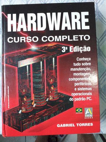 Livro Hardware Curso Completo 3ª Edição 1999