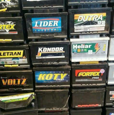 Segundona para desapegar com as ofertas das baterias - Sucatas de baterias