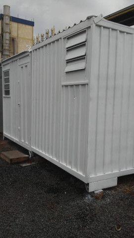 Container 6 metros 5mil reais em Uberlândia-MG ultima unidade - Foto 2