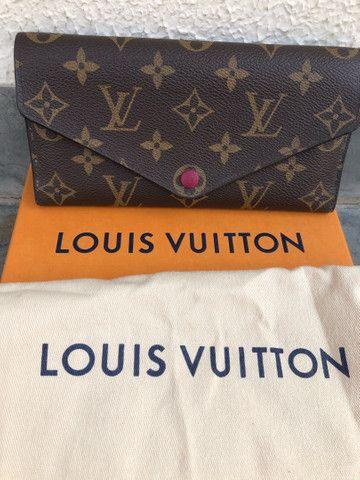 Carteira Louis Vuitton original  - Foto 5