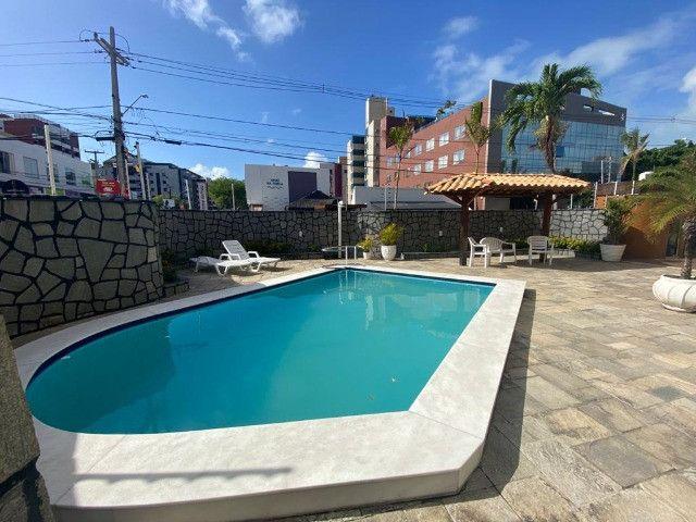 Apartamento com 3 dormitórios para alugar, 101 m²- Manaíra - João Pessoa/PB - Foto 2