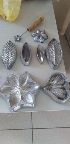 Formas para flores 100 reais promoção  - Foto 2
