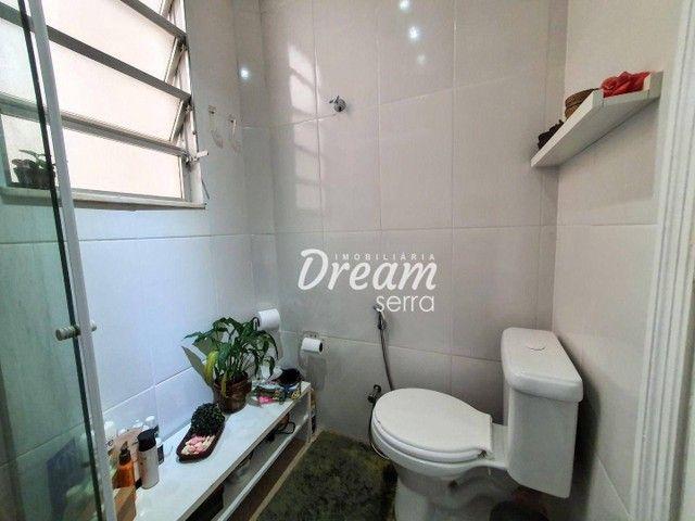 Apartamento com 3 dormitórios à venda, 70 m² por R$ 340.000,00 - Alto - Teresópolis/RJ - Foto 12