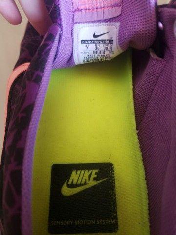 Tênis Nike tamanho 36 / Pouco usado - Foto 2