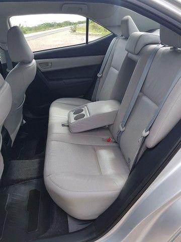 Toyota Corolla 2.0 Aut. Xei 2015 Pneus Novos Ipva 2021 Pago - Foto 13